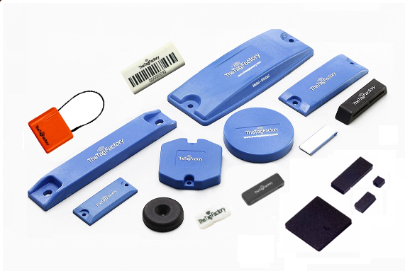 Active RFID Tag: Industrial RFID Tag for Access, Security